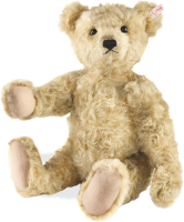 click to see Steiff  Grand Old Mohair Teddy Bear in detail