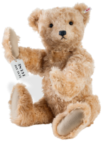 click to see Steiff  'lost And Found' Teddy Bear in detail