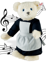 click to see Steiff  Musical Bear From Film And Theatre Show - Sound Of Music in detail