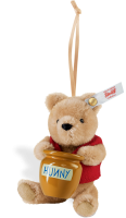 click to see Steiff  Winnie Pooh Honey Pot in detail
