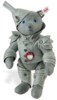 click to see Steiff  Tin Man From Famous Wizard Of Oz Film in detail