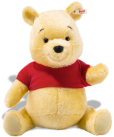 click to see Steiff Pooh Bear 50th Anniversary in detail