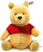 click to see Steiff Disney Pooh - Loved & Adored! in detail