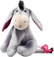 click to see Steiff  Disney Large Eeyore - Only 500 Pieces Worldwide in detail