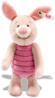 click to see Steiff  Disney Piglet - For All Our Winnie The Pooh Lovers in detail