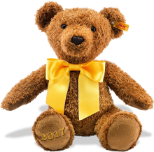 click to see Steiff  Cosy 2017 Year Bear in detail