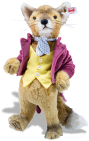 click to see Steiff Fantastic Mr Fox in detail