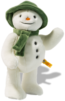 click to see Steiff  Bear - The Snowman in detail