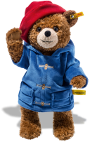 click to see Steiff  Paddington Teddy Bear- Perfect Christmas Gift in detail