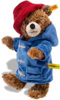 click to see Steiff  Bear Famous Paddington in detail
