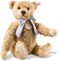 click to see Steiff  British Collectors Bear 2018 in detail