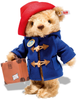 click to see Steiff Steff Paddington Bear - 60th Anniversary in detail