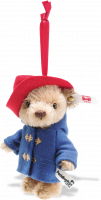 click to see Steiff 60th Anniversry Paddington Ornament in detail