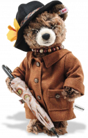 click to see Steiff Aunt Lucy - Who Loves Famous Paddington Bear in detail