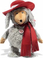 click to see Steiff  Orinoco Bear in detail