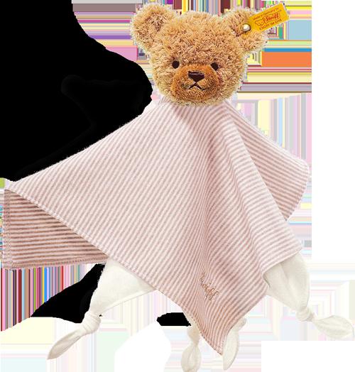 steiff baby sleep well bear comforter beige 237232. Black Bedroom Furniture Sets. Home Design Ideas