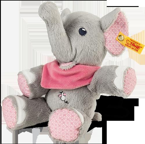 steiff baby trampili elephant 240249. Black Bedroom Furniture Sets. Home Design Ideas