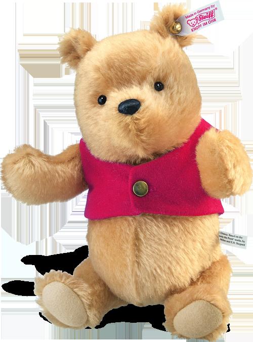 Steiff limited edition teddy Winnie The Pooh, 354908