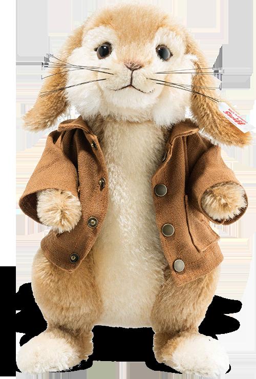 steiff limited edition teddy benjamin bunny loves christmas 355226