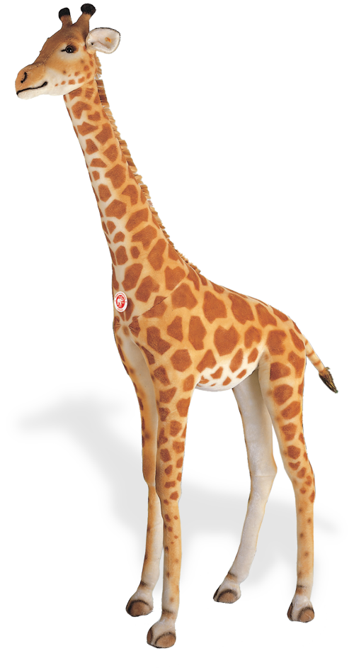 Steiff Animals Studio Mohair Giraffe 502309