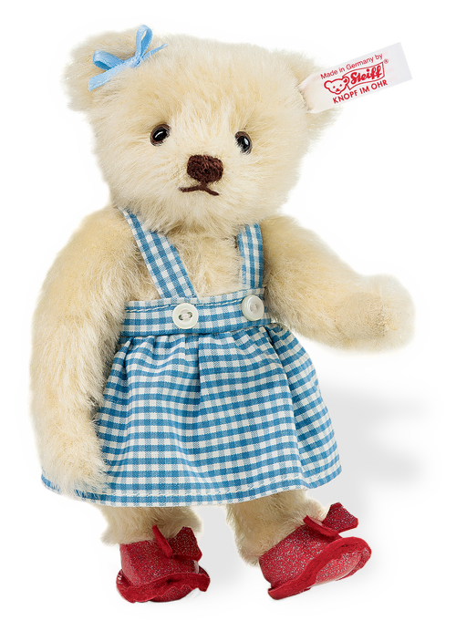 Steiff limited edition teddy Dorothy From Famous Wizard Of Oz Film ...
