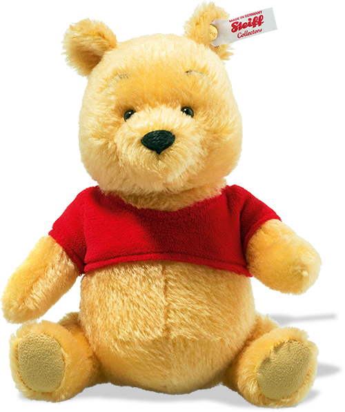 d91eac0c1777 Steiff limited edition teddy Disney Pooh - Loved   Adored!