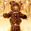 steiff bear 006593