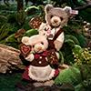 steiff bear 006647