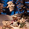 steiff bear 006722