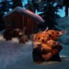steiff bear 021664