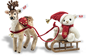 steiff Steiff Christmas Collection range